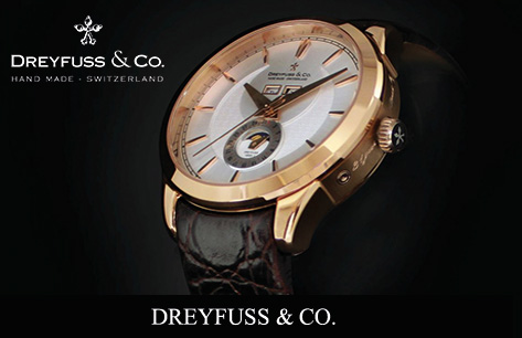 Dreyfuss & Co watches