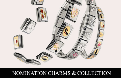 Nomination Charms & Collection