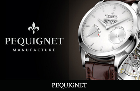 Pequignet watch collection