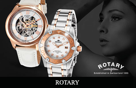 Rotary watch collection