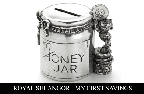 Royal Selangor - My first savings