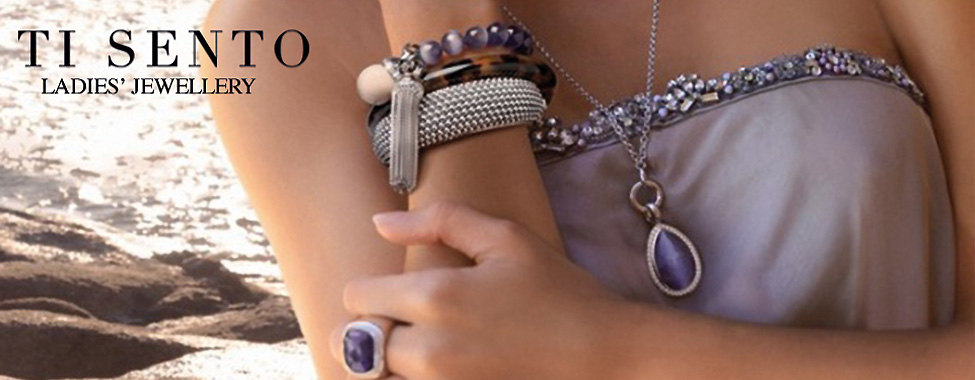 Ti Sento ladies Jewellery