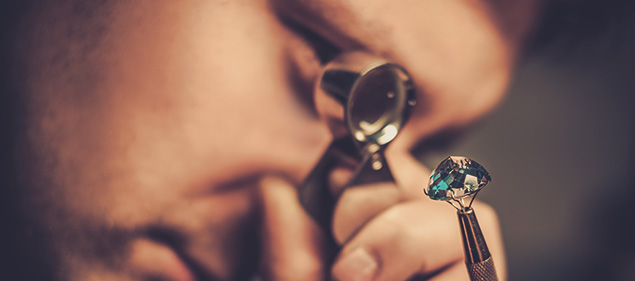 Jewellery valuation